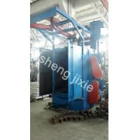 Hook Type Shot Blasting Machine For Machinery Foundry Forging Steel Industry