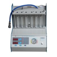 MST A360 Testing Fuel Injector Cleaning Machine , Fuel Injector Cleaner Machine