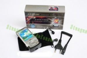China Terminator 6500  self defense strong cell phone stun gun/mobile phone stun gun supplier