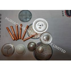 China Capacitor Discharge CD Weld Studs Flanged Stud Welding Nails For Shipbuilding on sale