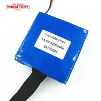lithium battery pack 14.8v 5200mAh good performance for scout flash
