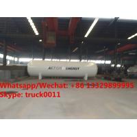 HOT SALE! best seller CLW brand 30MT 60,000Liters bulk propane gas storage tank, Factory sale cheaper lpg gas tank