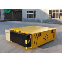 31 t industrial die handling cart powered by72v  lithium battery