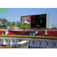 Soccer Scoreboard Stadium LED Display P6 Outdoor with Nationstar LED