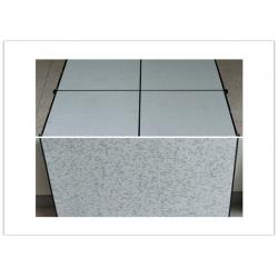 China 600×600×35mm Raised Computer Floors For Controlled Telephone Exchange Center on sale