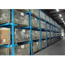 China Warehouse Drive In Pallet Racking , Push Back Pallet Racking 1000kg~6000kg ISO 9001 on sale