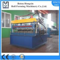 Automatic Roofing Sheet Crimping Machine 0 - 10m / Min Working Speed