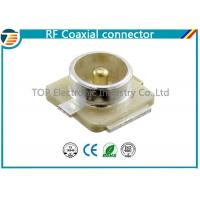 U.FL Connector Plug RF Coaxial Connector 50 Ohm Surface Mount
