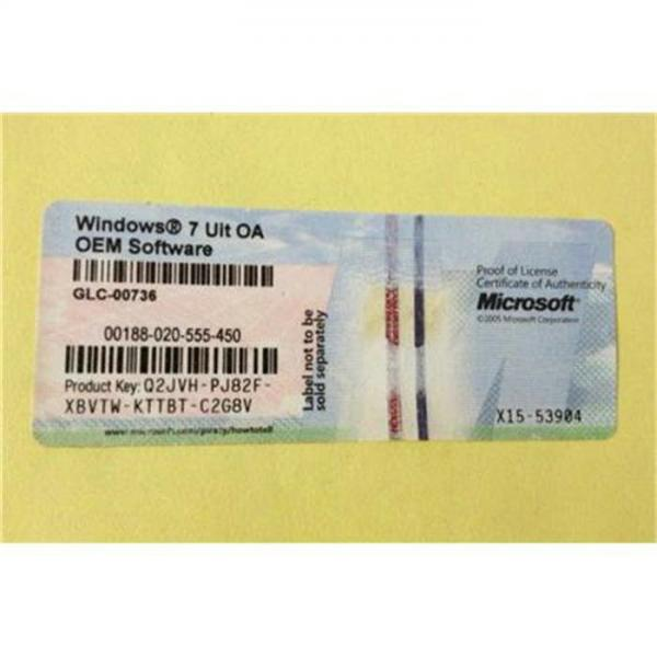 Windows 7 ultimate oem product key free carddebetfi s diary for Window 7 ultimate product key