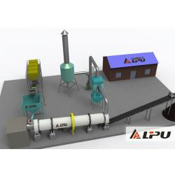 China Environmental Friendly Sludge Coal Slime Industrial Drying Equipment ISO CE IQNet on sale