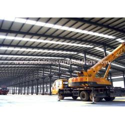 China Safety Pre Engineered Bridge Crane Structure Highly Welded ASTM Standard on sale