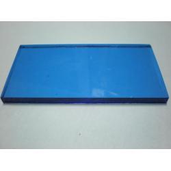 blue raybans  blue tint, dark