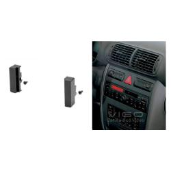 China Dash Car Radio Fascia Panel For Audi A3 Radio Stereo Facia Trim Installa Kit 11-003 on sale