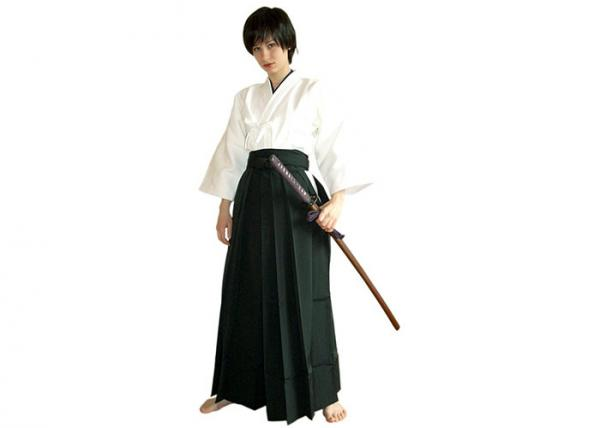 China Children Kendo Fighting Martial Arts Uniform Gi Mizuno Cutting supplier