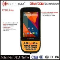 Waterproof IP65 Integrated HF Handheld Rfid Reader Mobile with Multiple Functions
