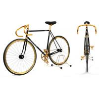 700c aluminium fixed gear bicycle