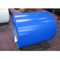 Building Construction Prepainted Steel Coil , Galvanized Steel Rolls ASTM CGCC