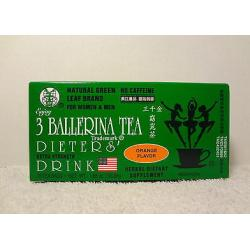 China Dieters′drink 3 Ballerina Slim Diet Tea Three Ballerina Herbal Weight Loss Tea, Health Slimming Tea on sale
