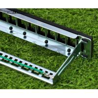 12ports blank patch panel for cat.5e/cat.6 keystone modules 10 Inch Rack Mount Panels