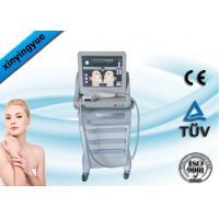 Skin Care Vertical 800W Ultrasonic HIFU Machine 3MHZ Frequency For Forehead