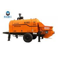 Electric Motor Power Mini Diesel Concrete Pump Ready Mix Concrete Pump