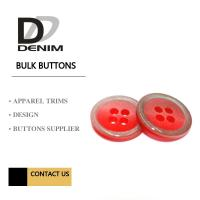 Clothes, Polyesters Button & Accessories Bulk Apparel Colorful