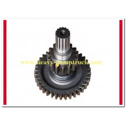 China Long lay shaft HOWO Spare Parts number JS180T-1707048 CE / ROHS on sale