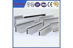 China Perfil de alumínio expulso para o quadro de painel solar do picovolt fornecedor