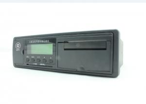 China GPRS Network Car Driving Recorder / Vehicle Black Box Recorder With SOS Alert Function supplier