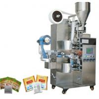 quantitative tea bags packing machines with outer envelope