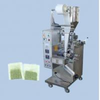 tea bag packaging machine with string