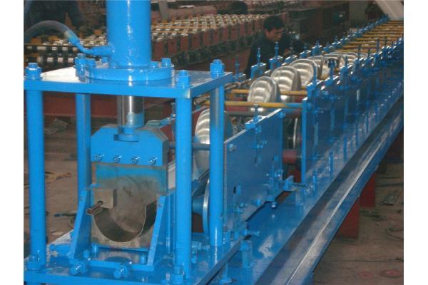 5 inch gutter forming machine