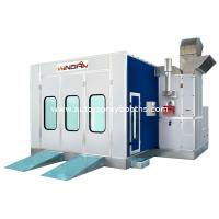 50MM EPS Panel Auto Spray Booth With Galvanize Plate Roof CE WD-20A