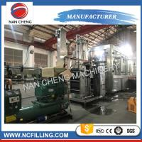 3 in 1 Pet / Glass Bottle CSD Carbonated Drinks Filling Machine