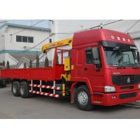 Durable 5 Ton Hydraulic Lifting Truck Mounted Crane, 2120kg Crane