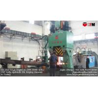 C88K-80 CNC Fully Hydraulic Die Forging Hammer
