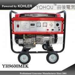 China YOHOU highly efficient AC 1 phase NdFeB permanent magnetic generator for sale on sale