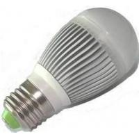 6W E27 / E26 / B22 AC 100 - 240V White / Warm White Dimmable LED Nichia Leds Bulb
