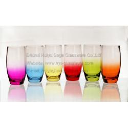 semi rimless glasses  semi-sprayed color