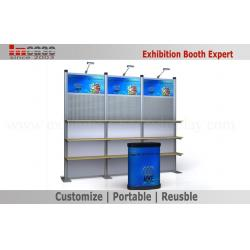 China Portable 10X10 Booth Display Indoor Outdoor modular trade show displays on sale