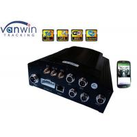 4 Channel Bus People Counter WIFI Car DVR Video Recorder SD Card Drive Hybrid Storage