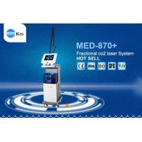 Professional portable fractional co2 laser Skin resurfacing and renewing Beauty Equipment