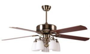 beautiful 52 high density ply wood led ceiling fan lights for