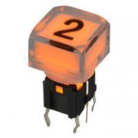 Mini momentary 6*6mm LED illuminated tactile push button switch