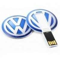 Round Card Business Card USB Drive Flash Drive Memory Stick 32GB 1 Year Warranty