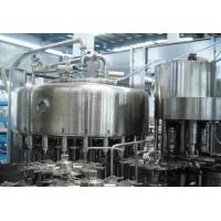 PET bottles Beverage Filling Machine, wine bottling equipment 10,000bph(500ml) capability
