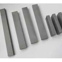 STB Rectangular Tungsten Carbide Strips For Rotary And Form Tools Good Strength