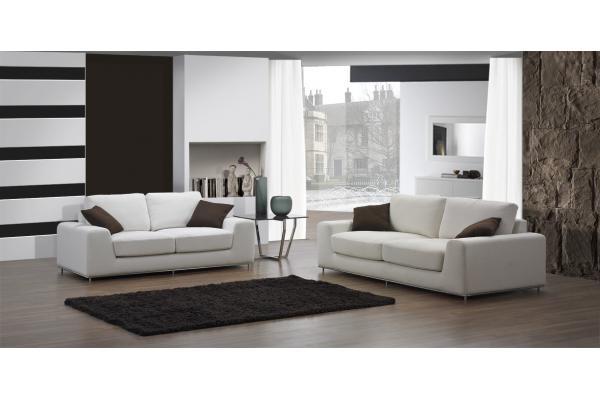 Sof s modernos de la tela de seater del asiento cari oso 2 for Muebles modernos estilo europeo