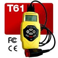 T61 Auto Diagnostics Scanner Live Data / Multi-Language Display Definition For 50 Brands Vehicle