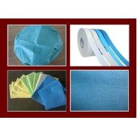 Hospital Use PP SMS / SS Non woven Polypropylene Fabric for Disposable Face Mask